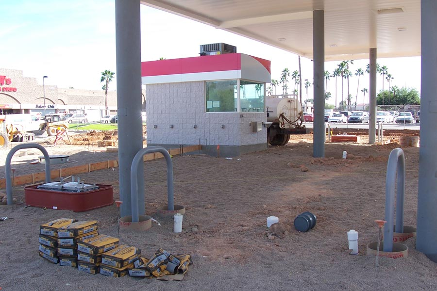 Fuel Convenience Projects United Builders Llc